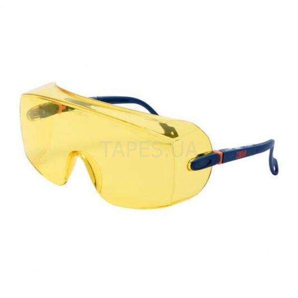 очки поверх корректирующих очков