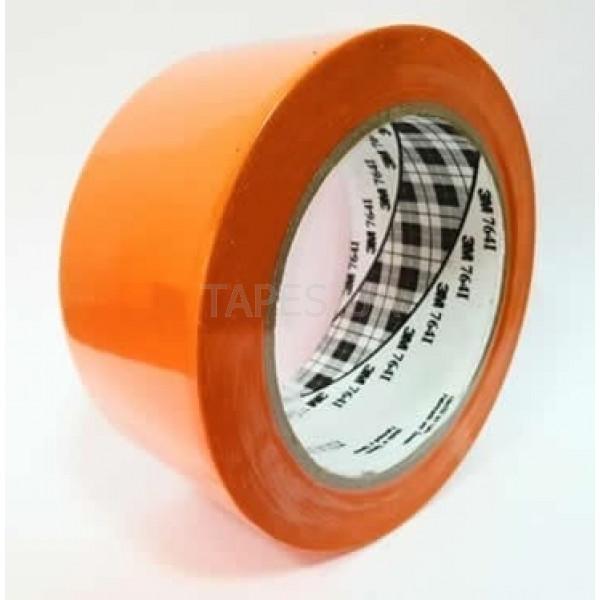 оранжевый скотч 3М 764