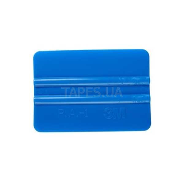 синий ракель 3М