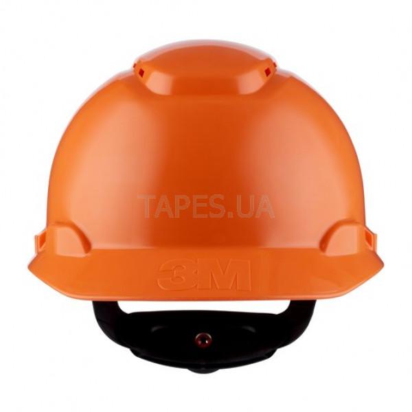 оранжевая каска 3М Н700