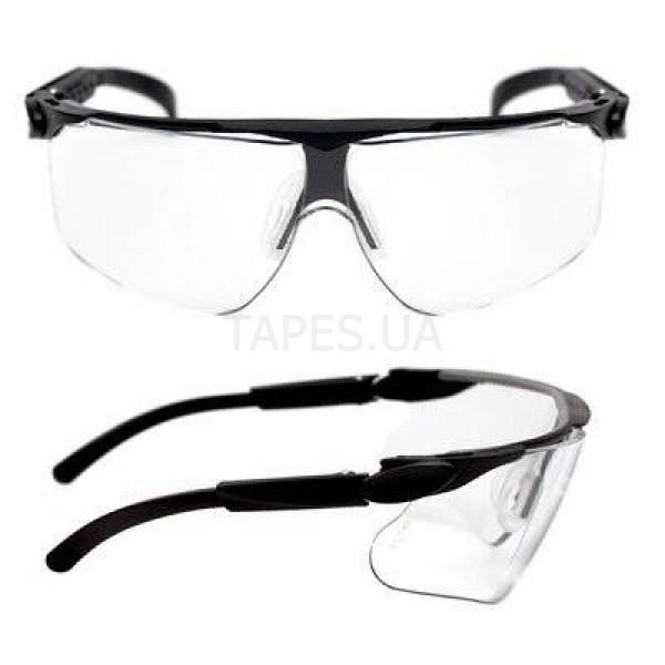 открытые очки 3М Максим прозрачные