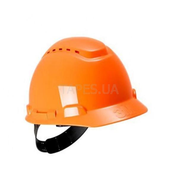 оранжевая каска 3М H700