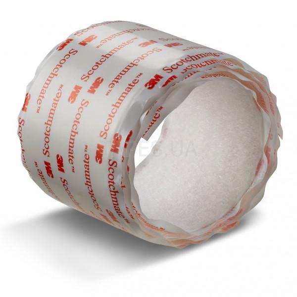 Белая контактная застежка 3m 3527