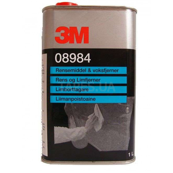 Универсальный очиститель клеевых остатков 3М