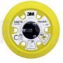 Оправка 3М 59004 для абразивных кругов (дисков) Hookit, М8, LD801А, диаметр 150мм, жёсткая конфигурация, 9 отверстий, Festo