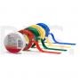Изолента 3M Темфлекс 1500 поливинилхлоридная ПВХ лента (19мм x 20м х 0,15мм), синий, черный, белый, желтый, желто-зеленый, красный, коричневый, серый, зеленый, оранжевый цвет