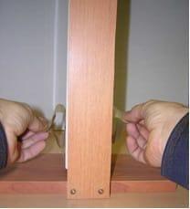 Экспресс-методика сравнительного испытания клейких лент 3М на величину мгновенной адгезии 3