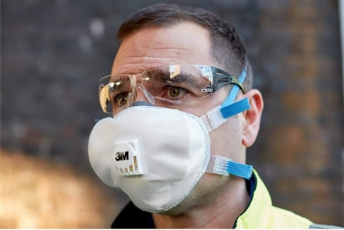 Respirator 3m