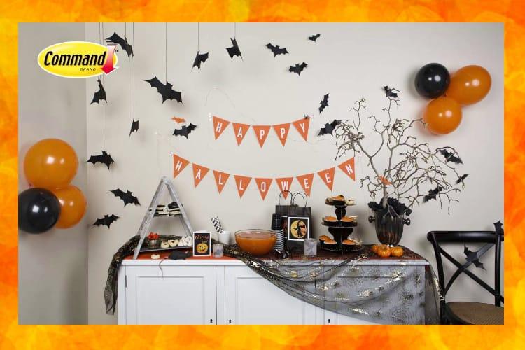 украсить дом к хеллоуин своими руками