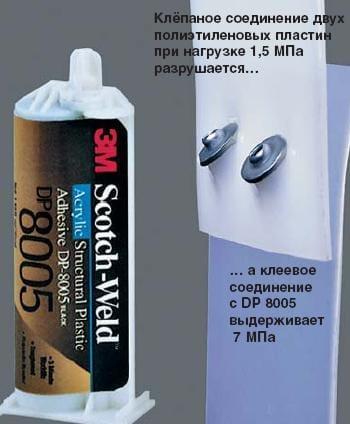glue 3m dp 8005