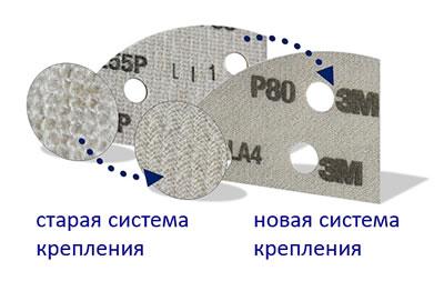 Abrasive nylon Hookit