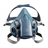Респираторы противогазовые, полумаски и полнолицевые маски 3M